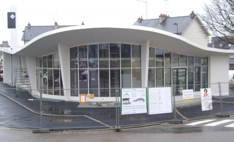 Alen on une p pini re d 39 entreprises dans l 39 ancienne gare routi re - Chambre de commerce alencon ...