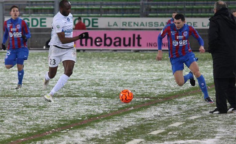 Football/Ligue 2 : Caen-Istres reporté