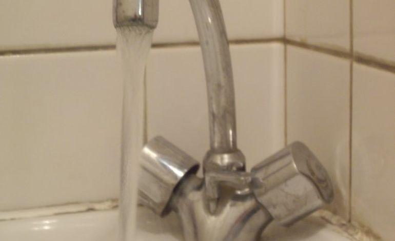 Risque de manque d'eau à Condé sur Noireau