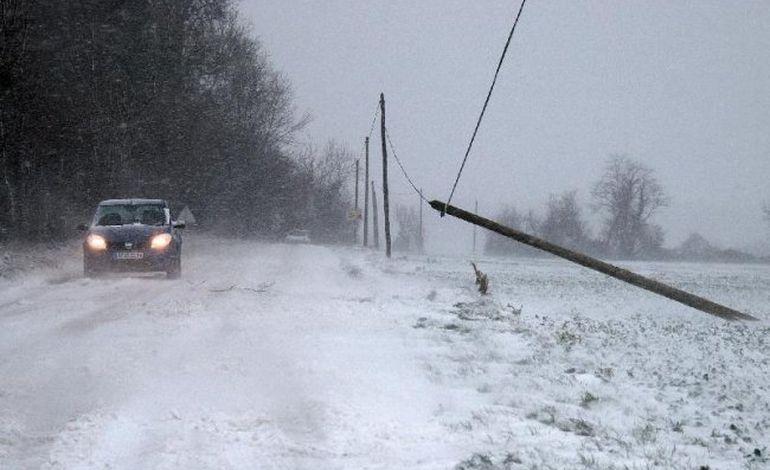 Interview : Alain David d'ERDF Normandie sur les coupures d'électricité