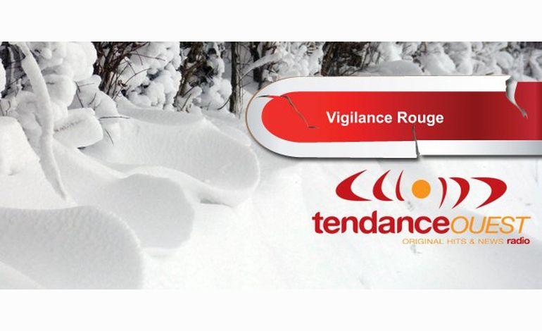 Neige en Normandie, les consignes de la cellule de crise