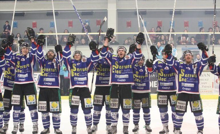 Hockey : Caen attaquera une quatrième saison de suite en Magnus