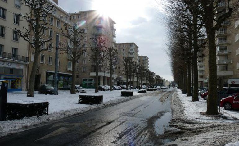PHOTOS : A Caen, le soleil est de retour !