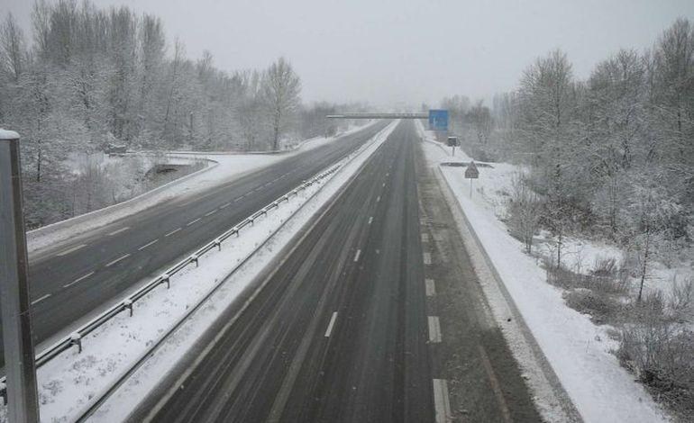 RN 13 : circulation rétablie entre Caen et Cherbourg