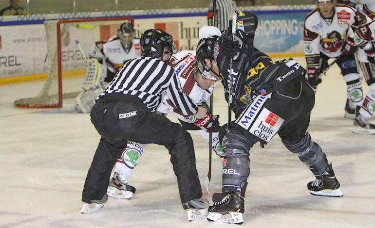 Hockey : l'expérience des Dragons a parlé lors des play-offs