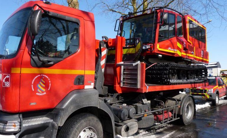 243 sapeurs pompiers dans la Manche en renfort après les intempéries