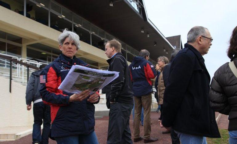 Jeux équestres mondiaux : 12 délégations en visite à Caen