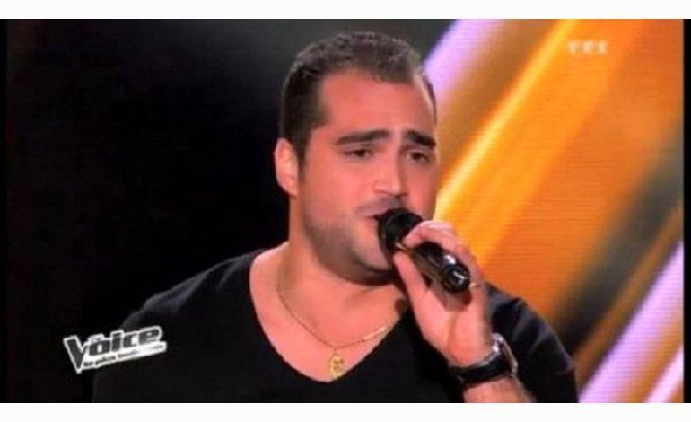 The Voice saison 2 : interview de Thomas Vaccari