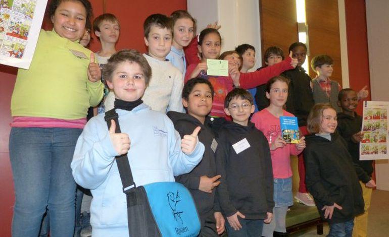 A Rouen, les enfants ont leur mot à dire