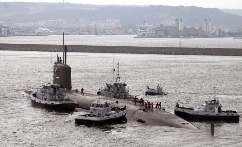 L'histoire des sous-marins en conférence à Cherbourg