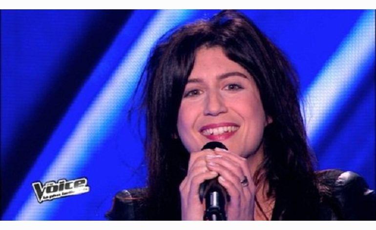 The Voice saison 2 : interview de Sarah Caillibot