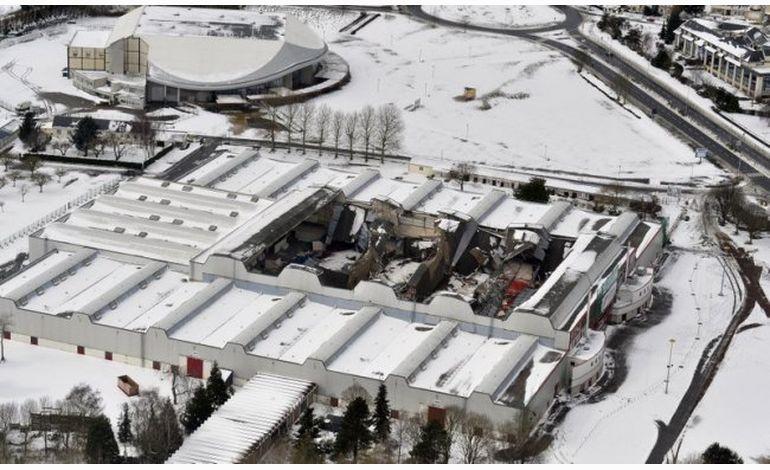 Après la neige : aucun salon annulé au Parc Expo de Caen