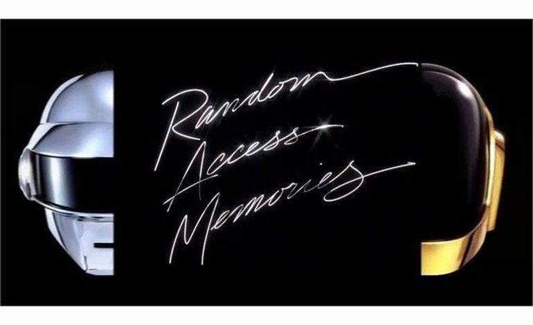 Random Access Memories, le nouvel album de Daft Punk