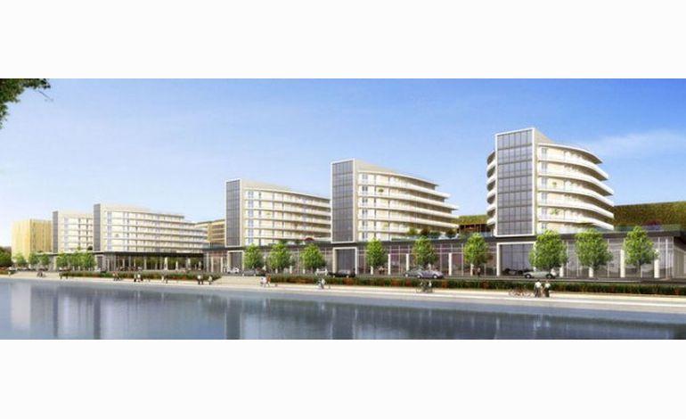 Le centre commercial des Rives de l'Orne ouvrira le 14 mai
