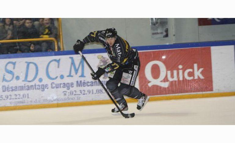 Hockey : le bon départ de Rouen en finale de Ligue Magnus