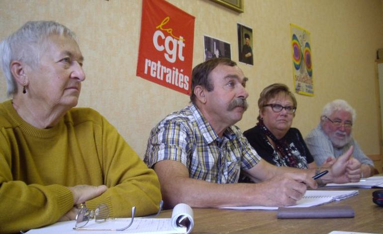 Les syndicats de retraités interpellent les parlementaires ornais