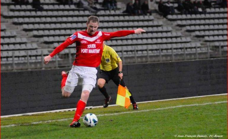 Footbal/National : Diochon à l'heure du derby normand