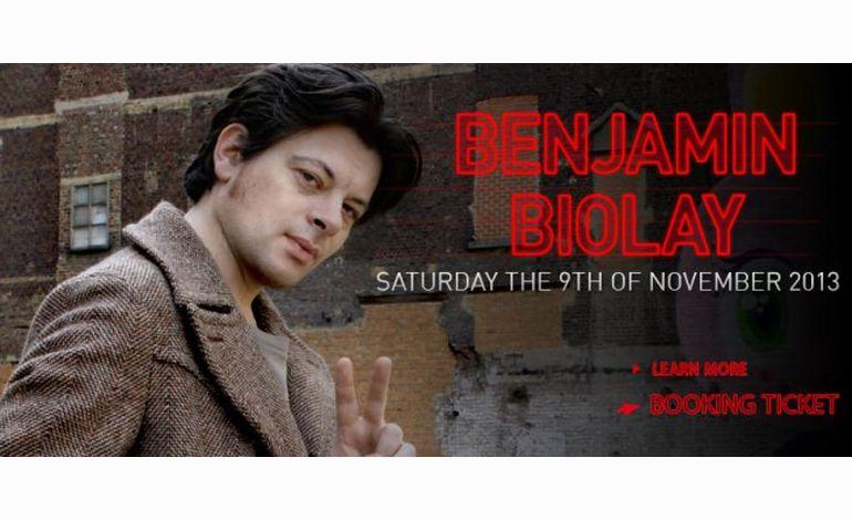 Benjamin Biolay ajoute une nouvelle date à sa tournée