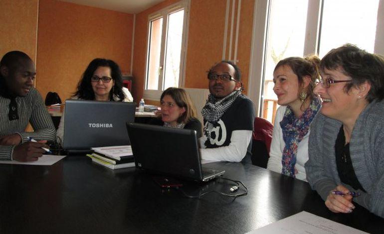 Hauts-de-Rouen : les migrants sont à bon port