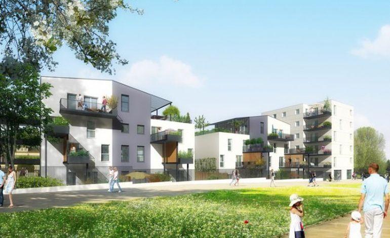 Rouen RiveGauche : un énorme projet immobilier aux Chartreux