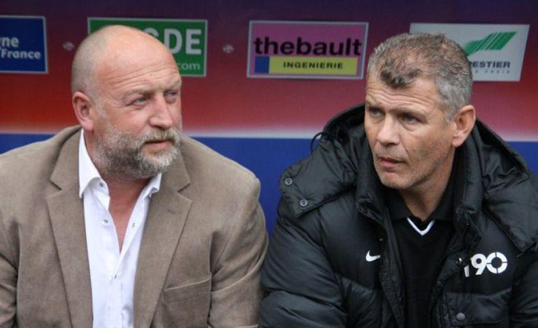 Un Caen-Arles marqué par le retour de Franck Dumas
