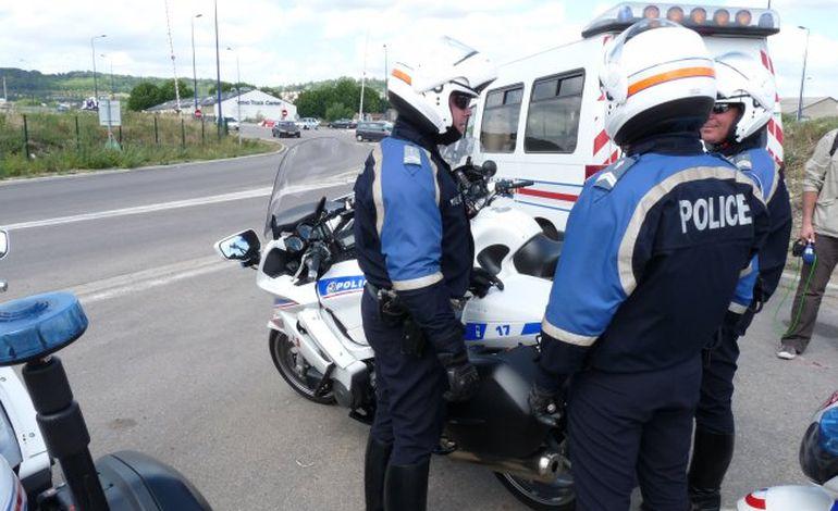 Seine-Maritime : la police et la gendarmerie mobilisées pour le week-end de Pâques