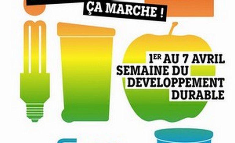 Cherbourg : Animations pour la semaine du développement durable