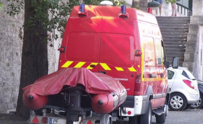Un corps noyé repêché à Caen