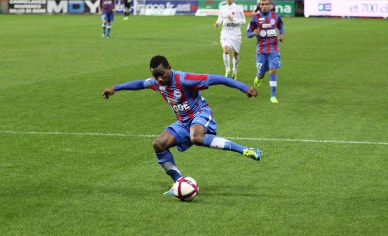 Paris sort les U19 caennais de la Gambardella