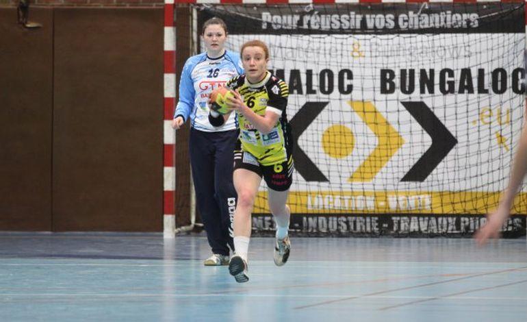 Handball/N1F : Colombelles facile en Coupe de Normandie