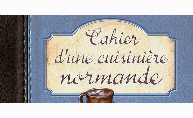 Livre - Magnifique cahier d'une cuisinière normande