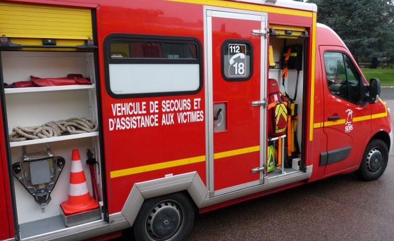 Crépon : cinq blessés dans un accident de voiture