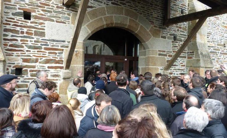 Mont-Saint-Michel : une journée qui restera dans les annales (vidéo)