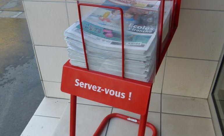 Où  trouver notre journal à Mont-saint-Aignan et Bois-Guillaume-Bihorel