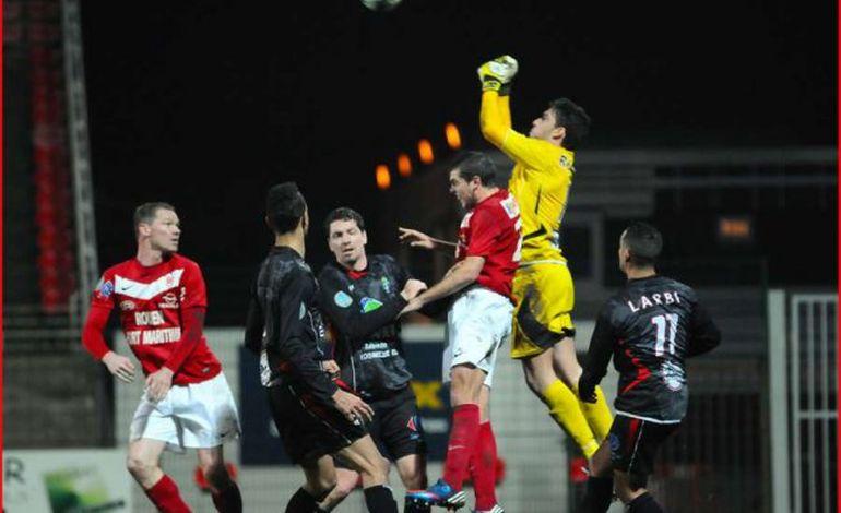 Football : une fin de saison bien chargée pour le FC Rouen