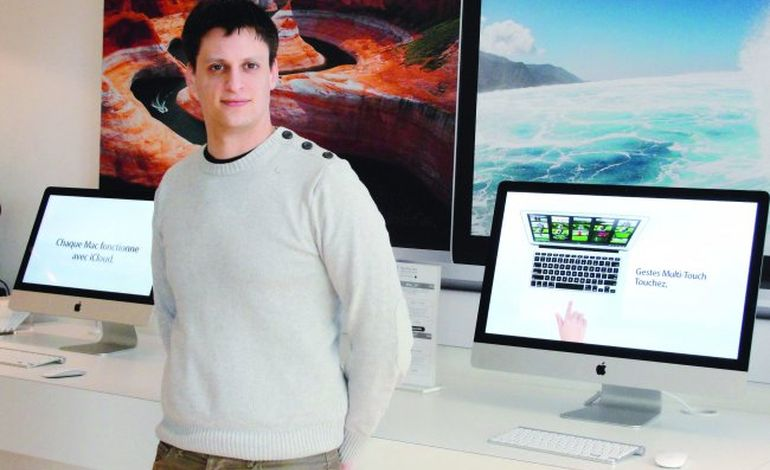 Plongée dans l'univers Apple avec Actimag