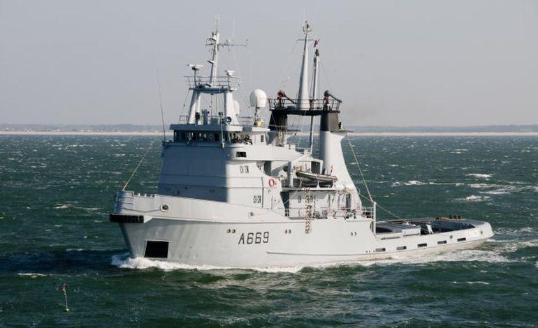 Le Havre : six enfants malades sur le Tenace de la Marine nationale