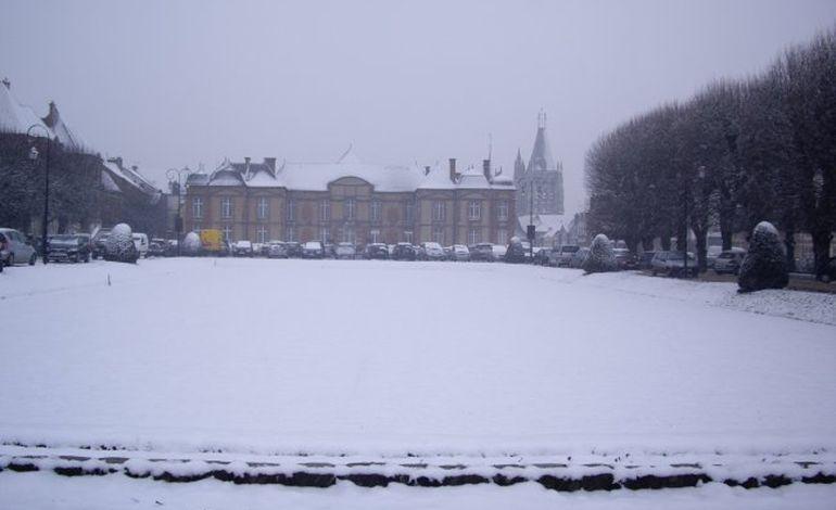 Orne : un épisode neigeux limité