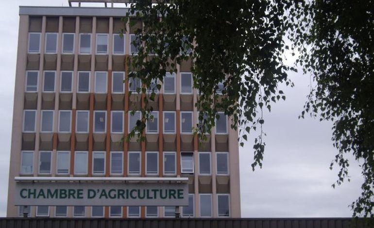 Le nouveau bureau de la FDSEA de l'Orne