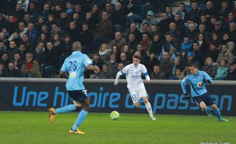 Le Havre-Caen (1-1) : un derby qui ne rapporte pas grand chose
