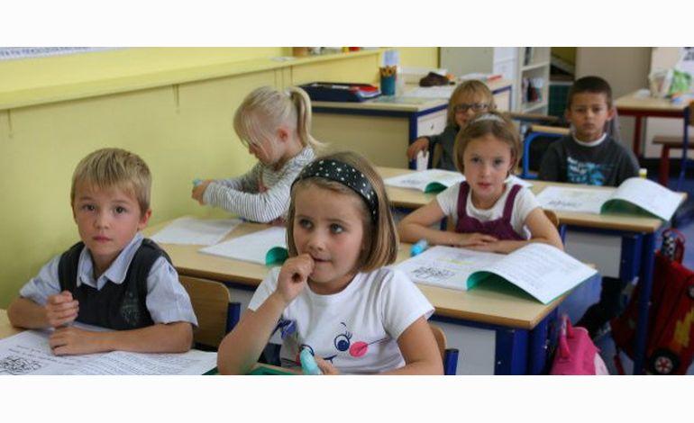 31 nouveaux postes :  la carte scolaire 2013-2014 prend forme en Seine-Maritime