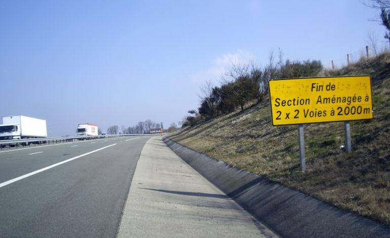 Une autoroute Alençon/Paris en 2019 ?