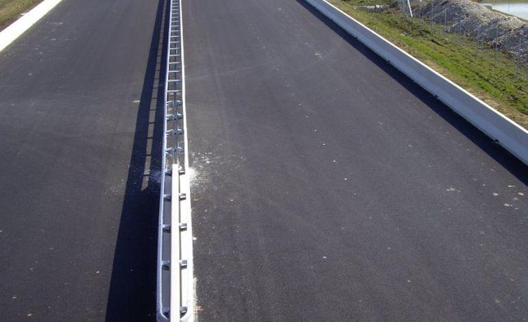 Des travaux sur l'autoroute A28