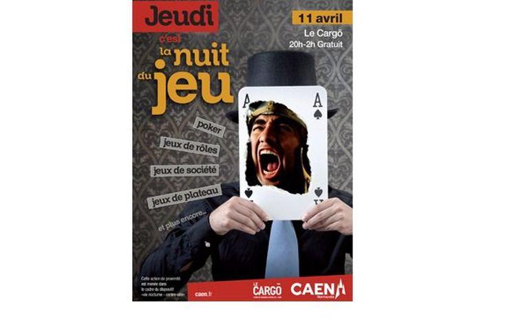 La Nuit du jeu à Caen