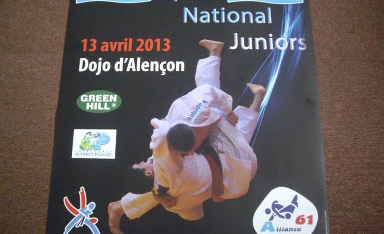Judo : Open National Juniors d'Alençon