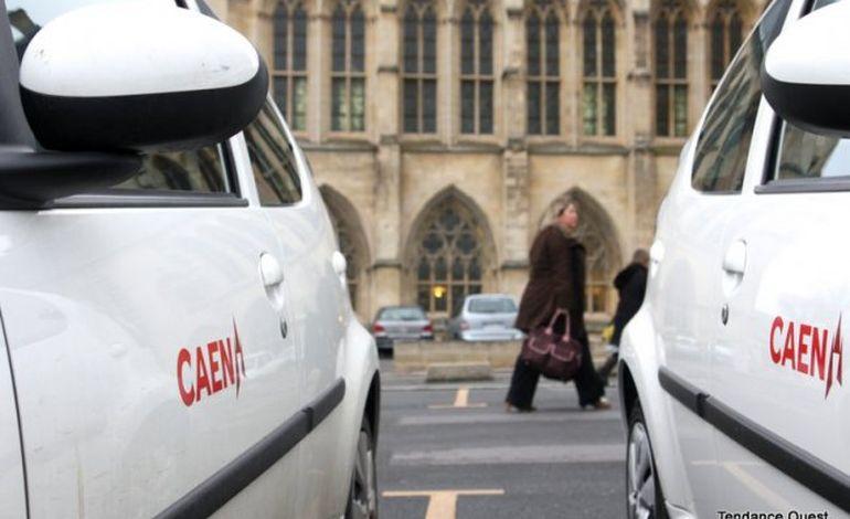 La Ville de Caen vend ses voitures, fourgonnettes et autres utilitaires...