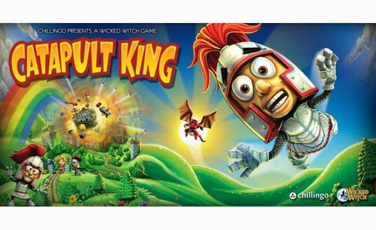 L'appli de la semaine : Catapult king