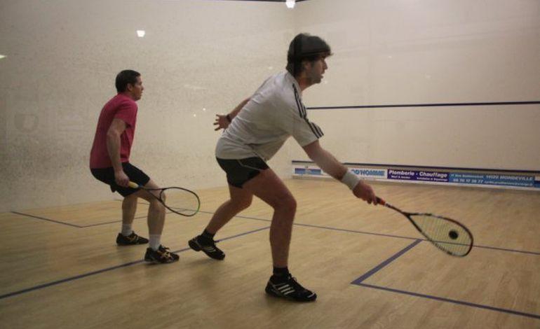 Squash : la fin du championnat approche pour Louvigny