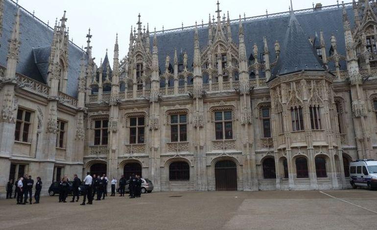 Au tribunal de Rouen : le contrôle routier dégénère