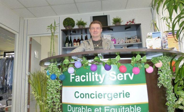 A Rouen, Facility Serv réinvente la conciergerie